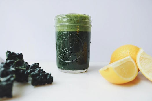 New Year's Juice Detox Recipe