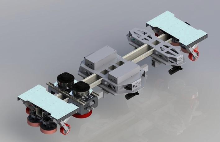 UW Hyperloop Comp II -