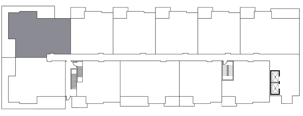 FIRST FLOOR UNITS