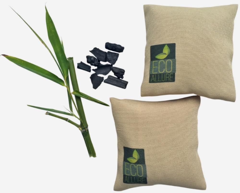 Bamboo charcoal air fresheners