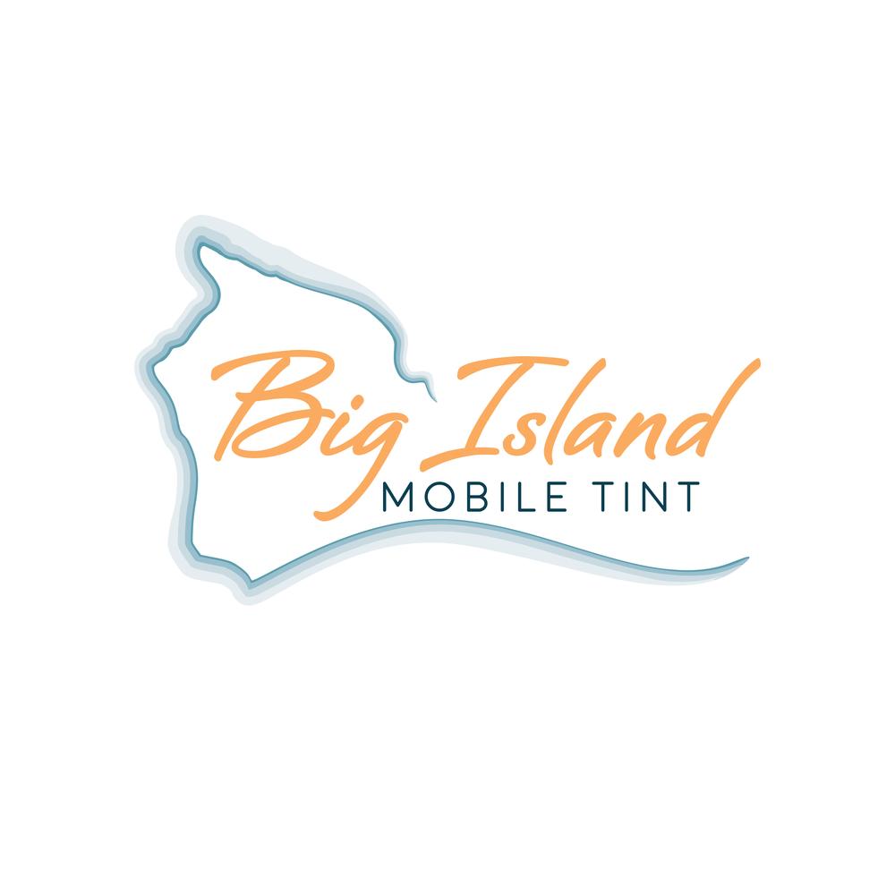 Big Island Mobile Tint Logo Design Final Payment + Edits to Logo