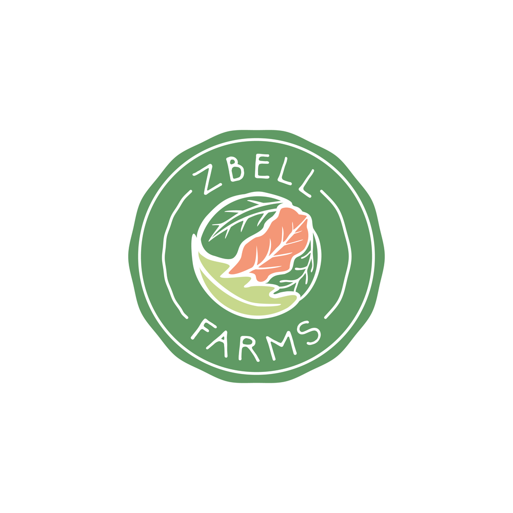 Bell Farms Logo Badge