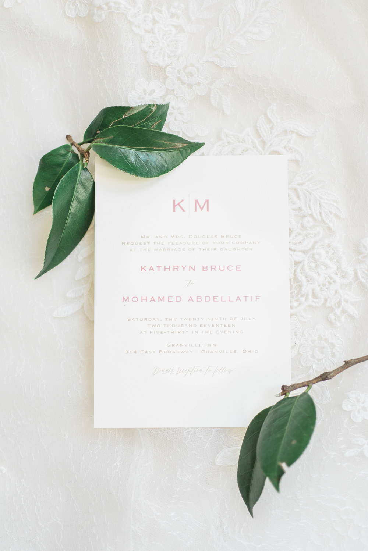 Katie & Mo - Columbus, Ohio Garden Wedding — Ivory House Creative