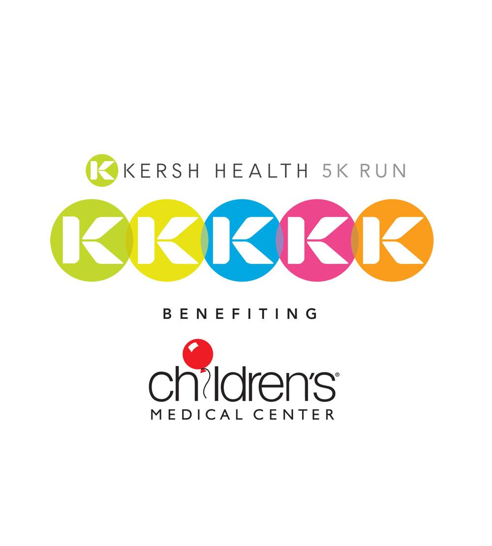 Kersh Health 5K Logo