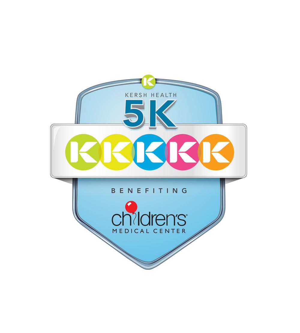 Kersh Health 5K Shirt Logo