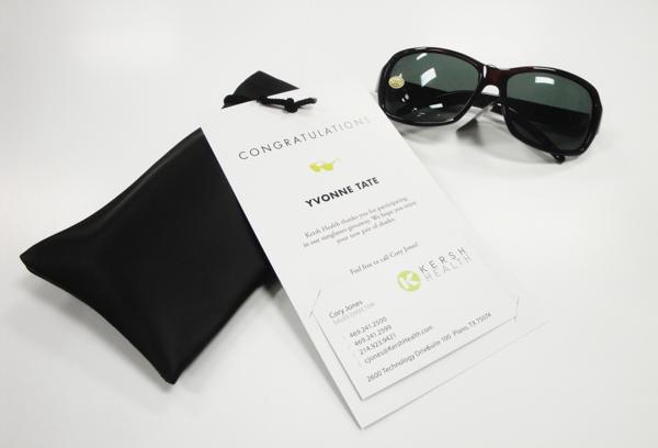 Kersh Health Sunglasses Giveaway