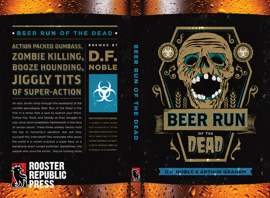 Beer Run of the Dead Book Jacket