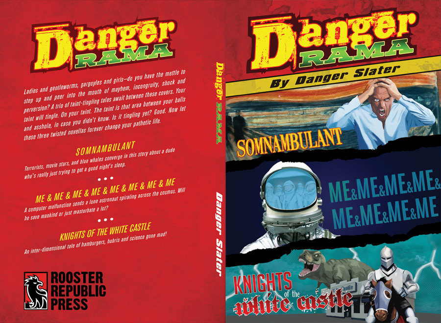 Danger-RAMA Book Jacket