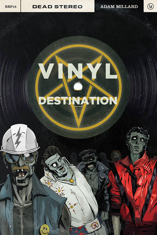Vinyl Destination Book Cover