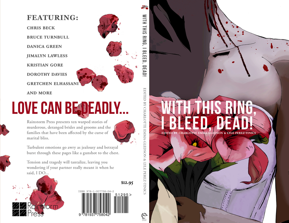 With This Ring, I Bleed, Dead! Book Jacket