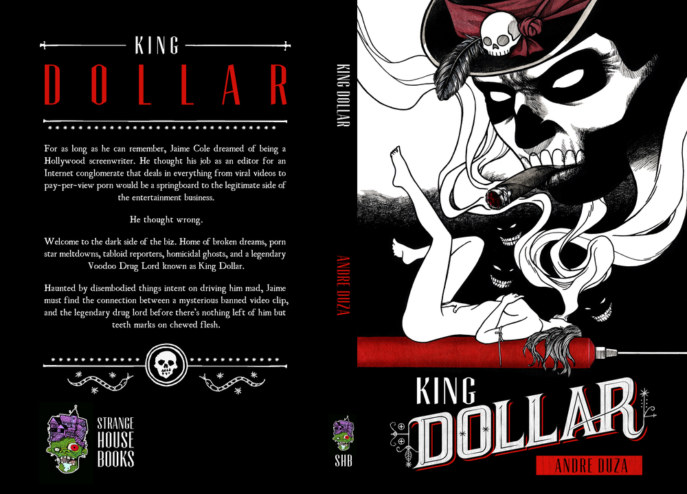 King Dollar Book Jacket