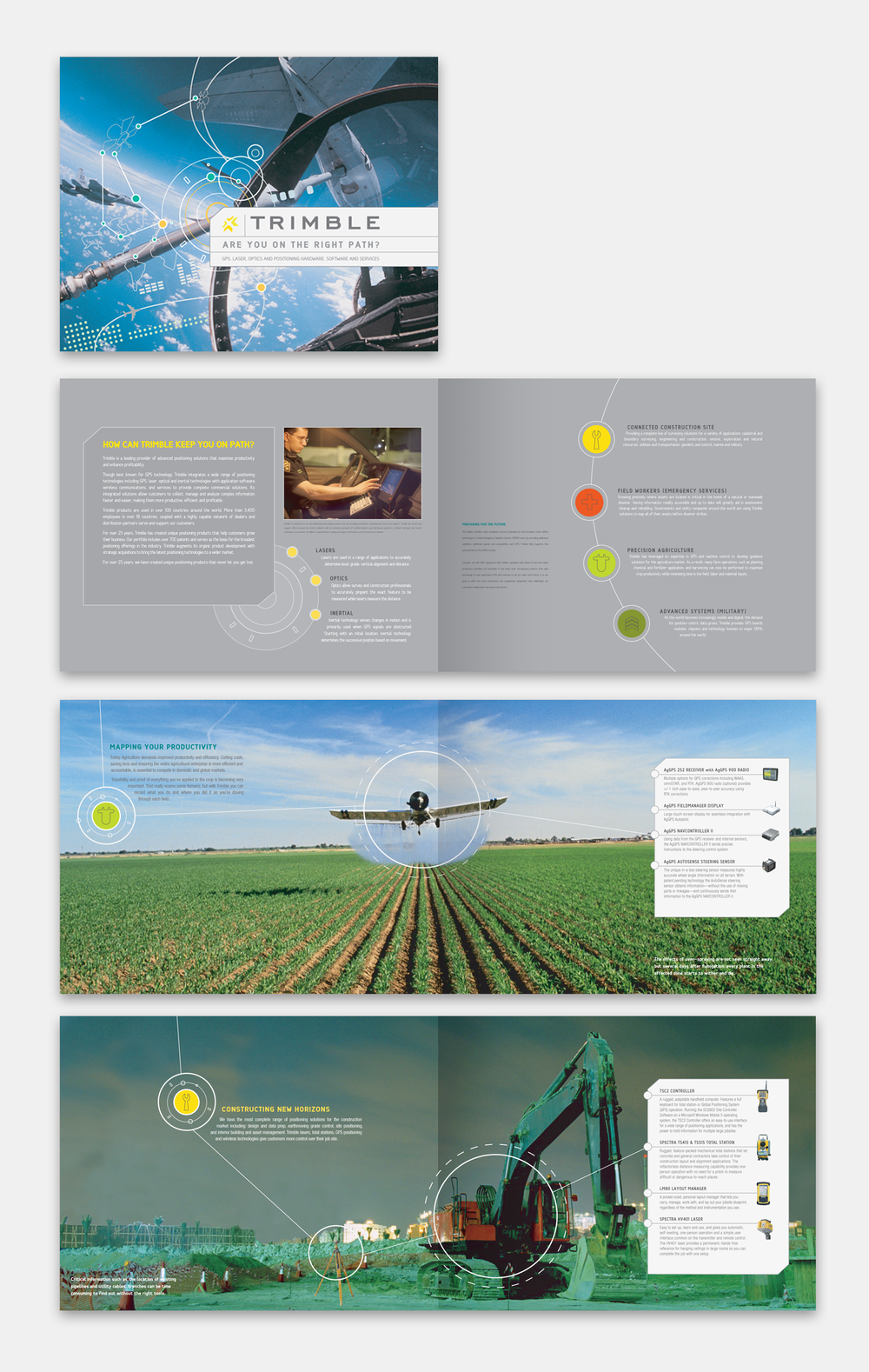 TRIMBLE PRODUCTS CATALOGUE