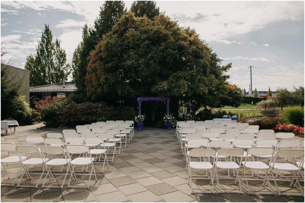 pitt meadows wedding outdoors summer