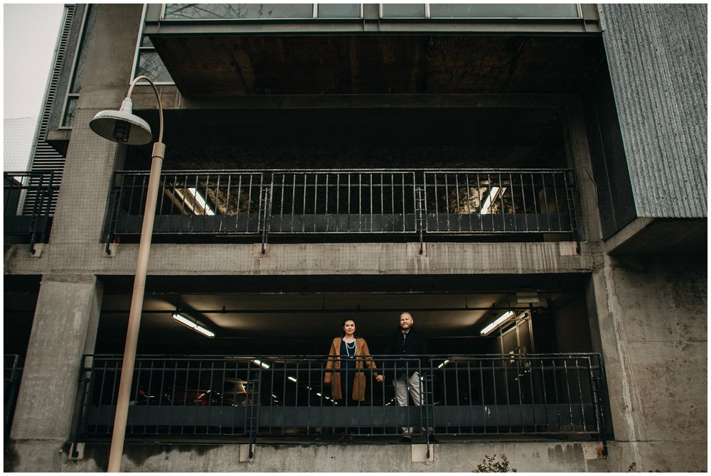parking garage granville island city engagement vancouver