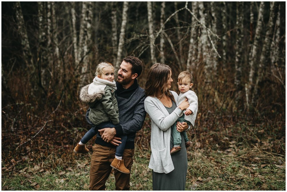 parents love kids chilliwack forest trees