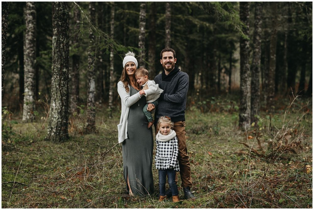 family photos mom dad daughter son chilliwack forest