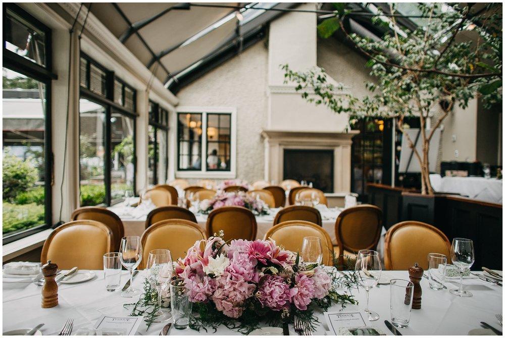 stanley park teahouse wedding reception
