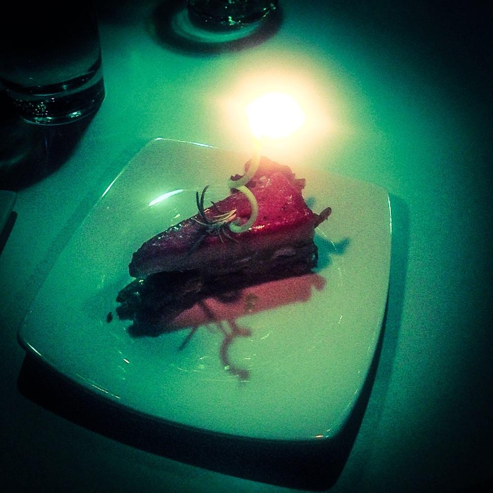 happy birthday to me!