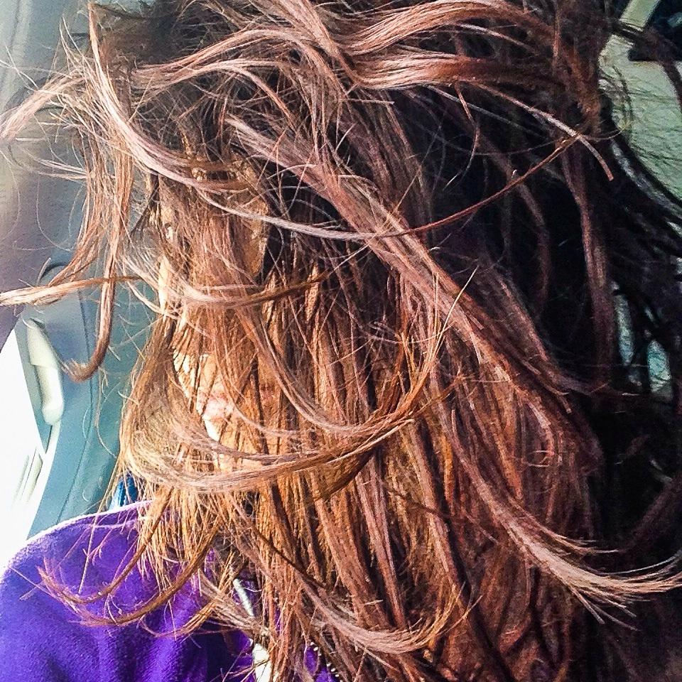 I love beach hair!!!