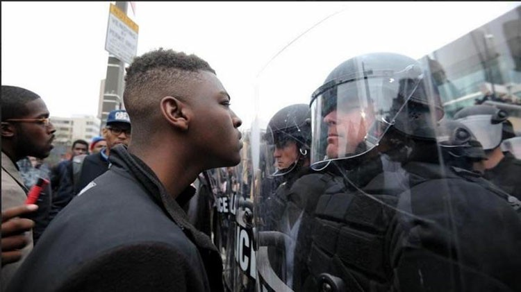 Baltimore Uprising - 2015