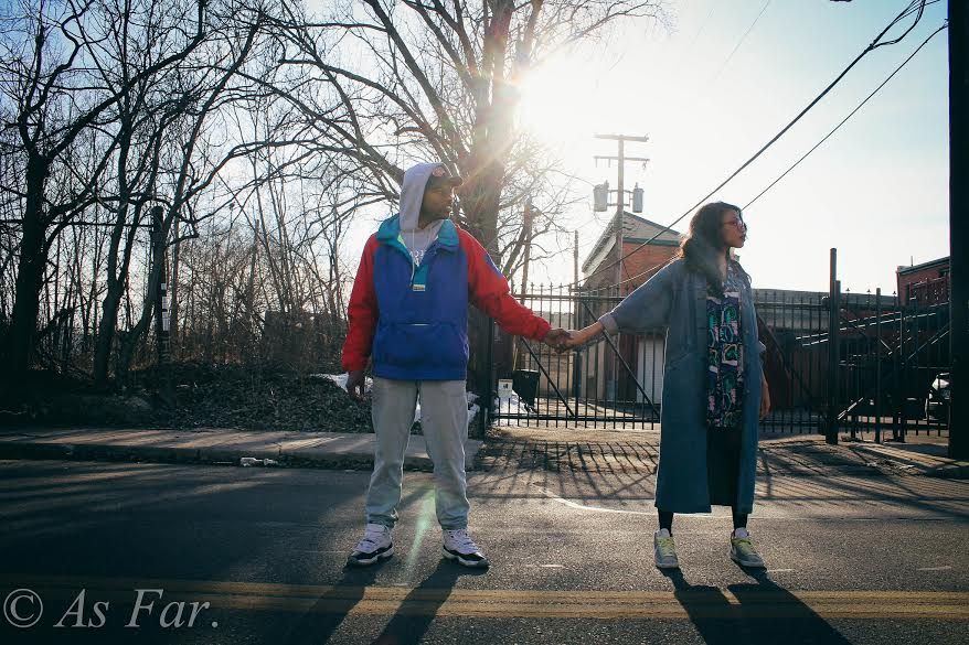 Ethan Wood & Renae Nicole as JAMES & NINA    Shot & Edited by Director Paige Alston (    @paypaige    ) & Asst. Director Derrick Hill (    @hossography    ) wardrobe styled by Shade' Akinruli (    @addictive_87    )