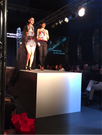 Designer Vino Supraja and her collection Kaleidoscope