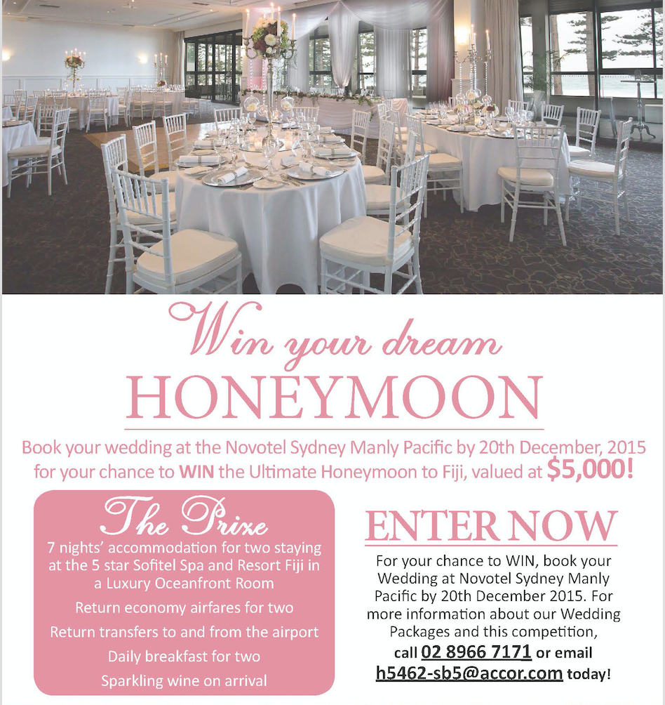 honeymoon competition