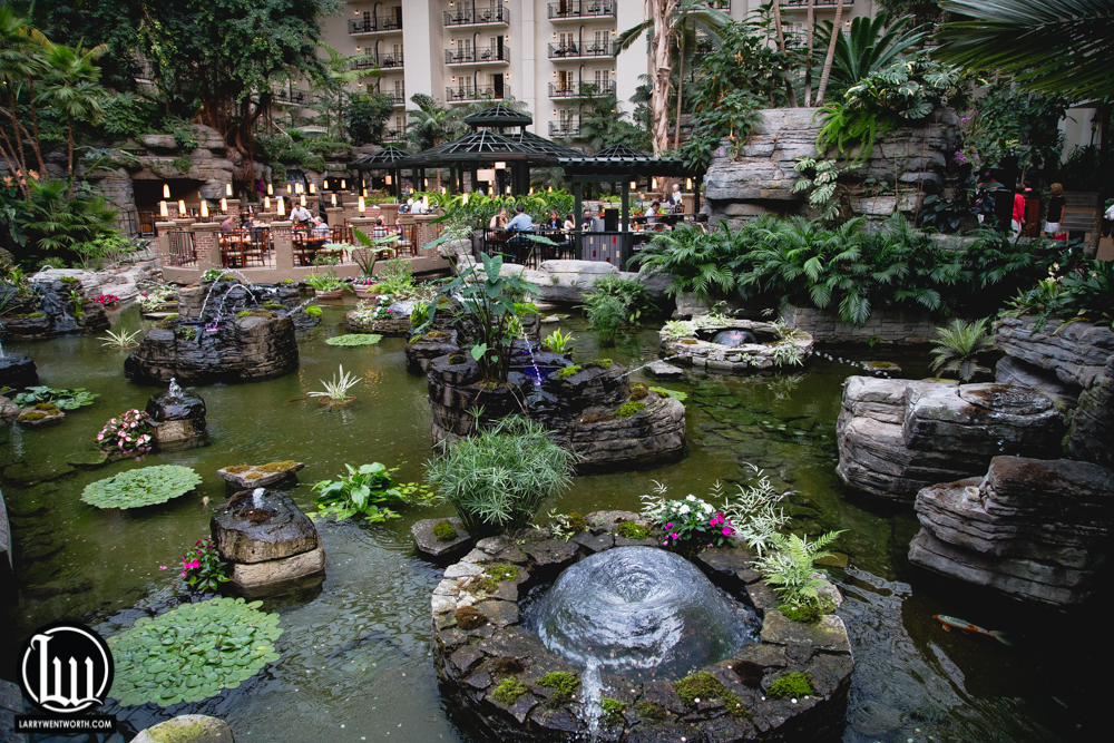 The Gaylord Opryland Resort Nashville, TN