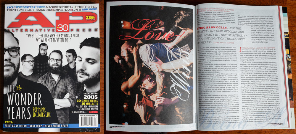 Alternative Press Issue 326.1