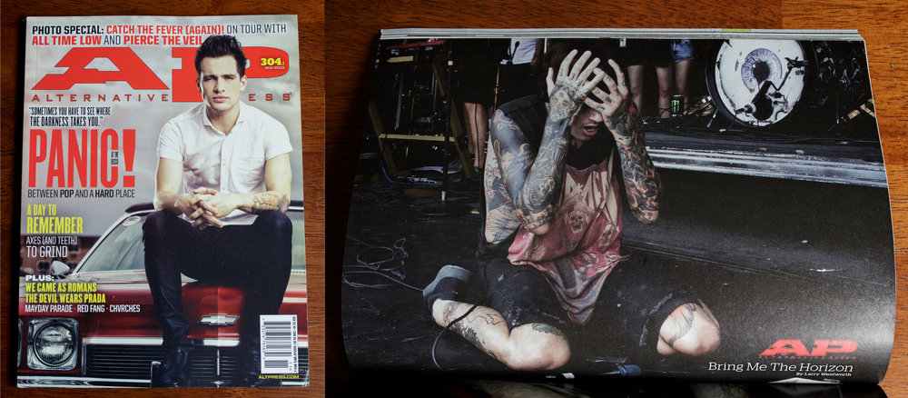 Alternative Press Issue 304.1