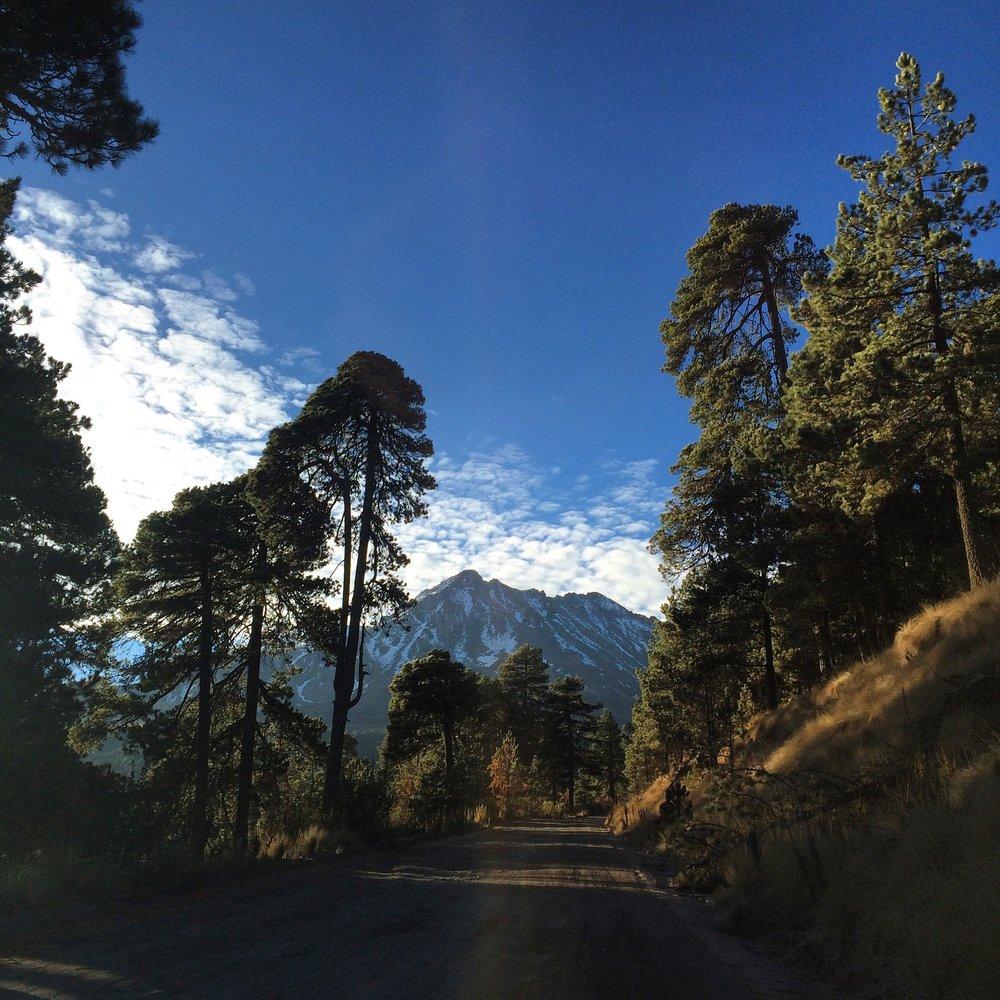 Xinantecatl, Nevado de Toluca