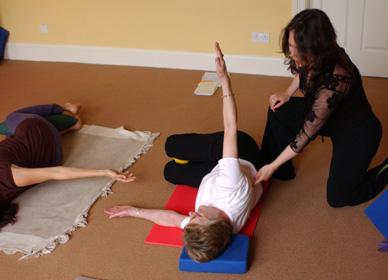 Pilates Arm Openings Bristol