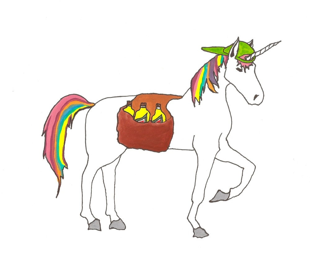 Brunicorn