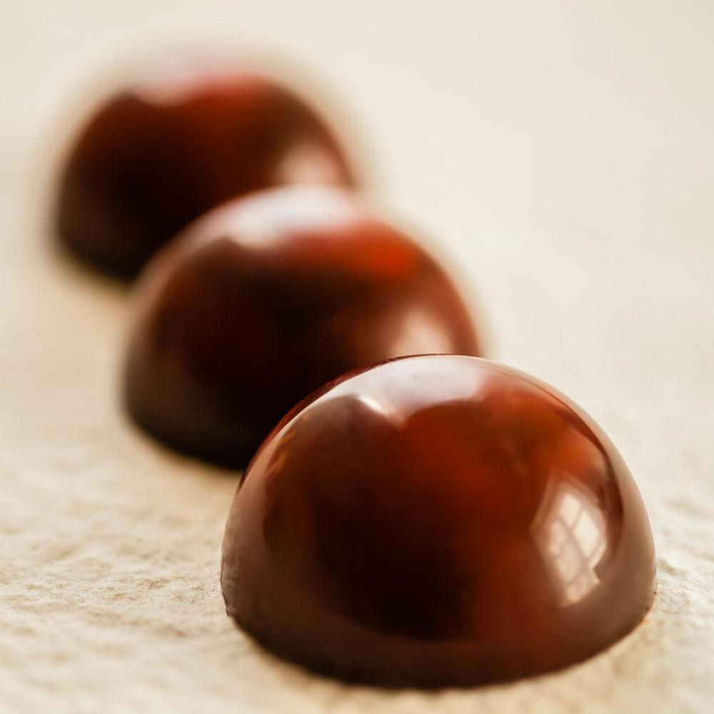 Kirsebærvin Temper Chokolade
