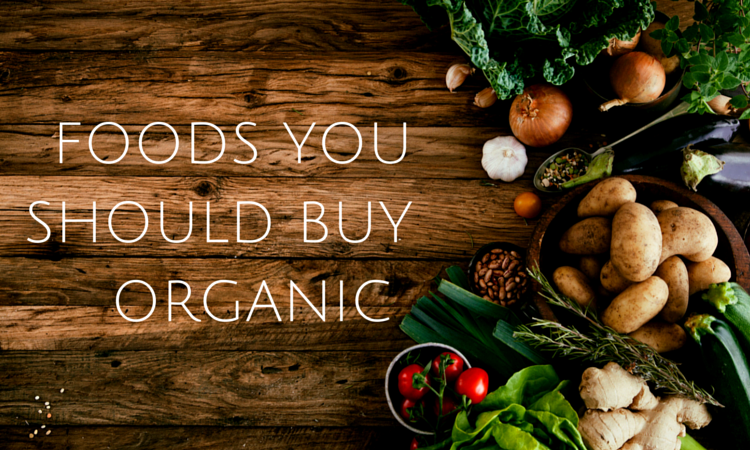 foods you should buy only organic