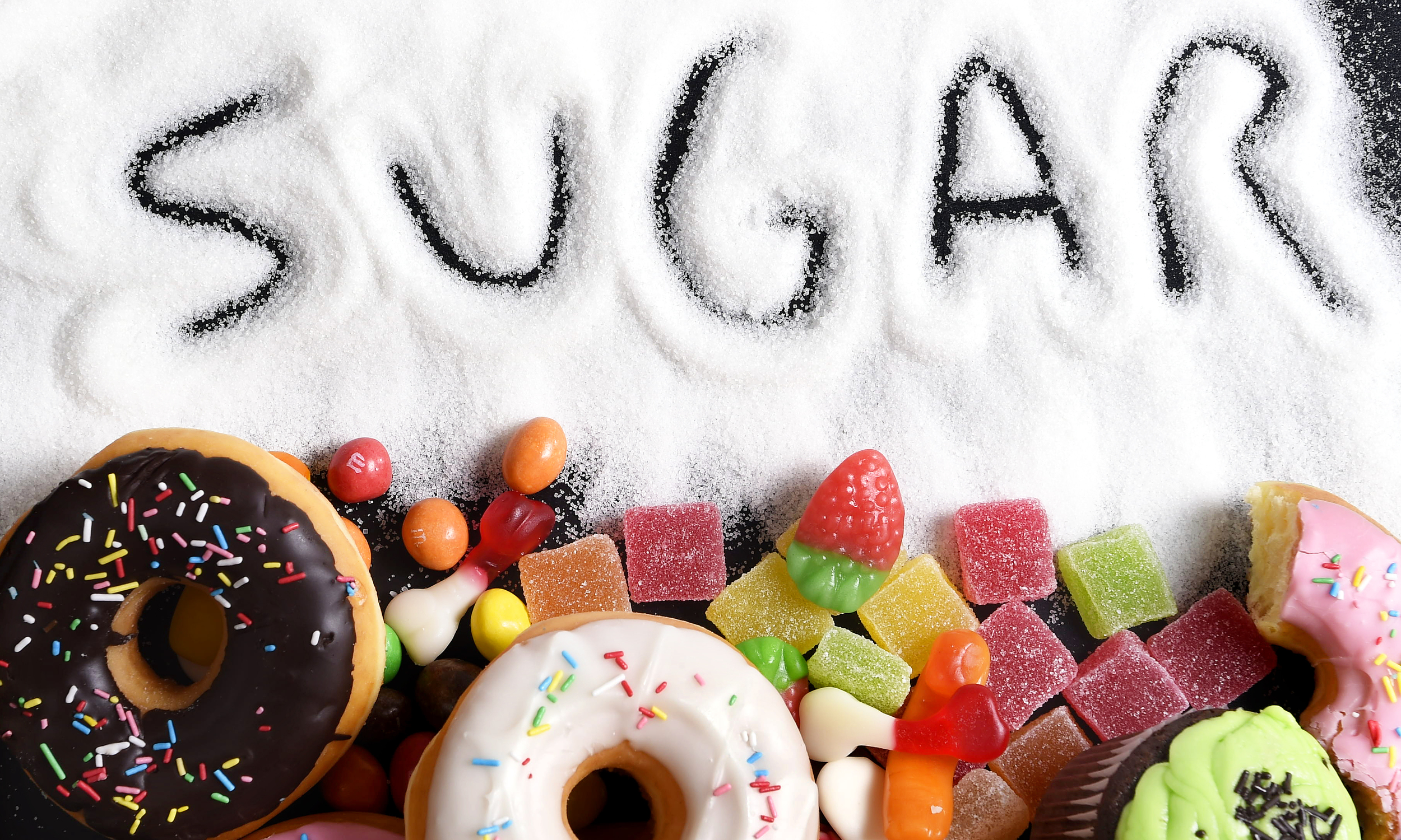 Reconsidering Your Love Of All Things Sugar-Filled And Sweet