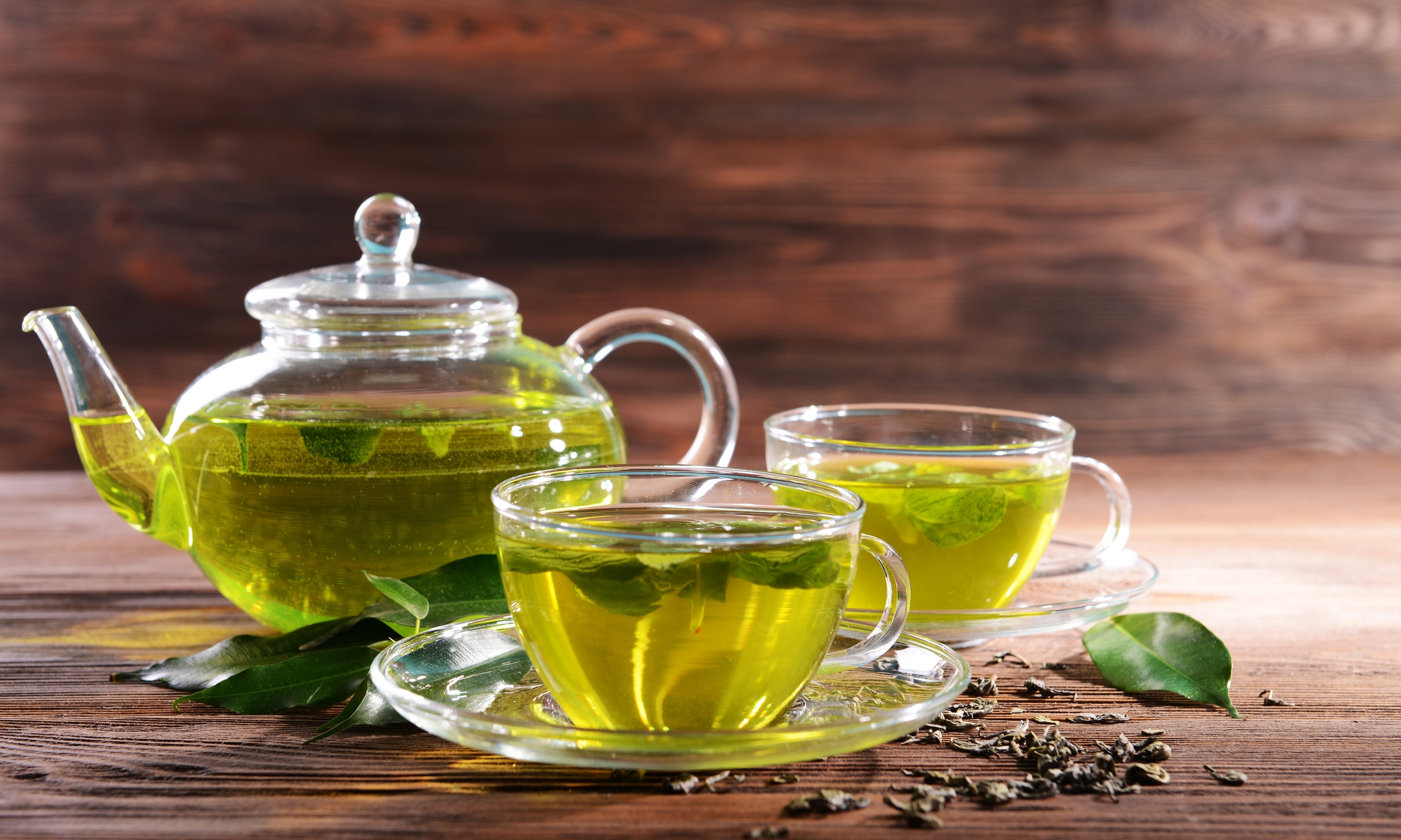 Should You Be Drinking Green Tea?