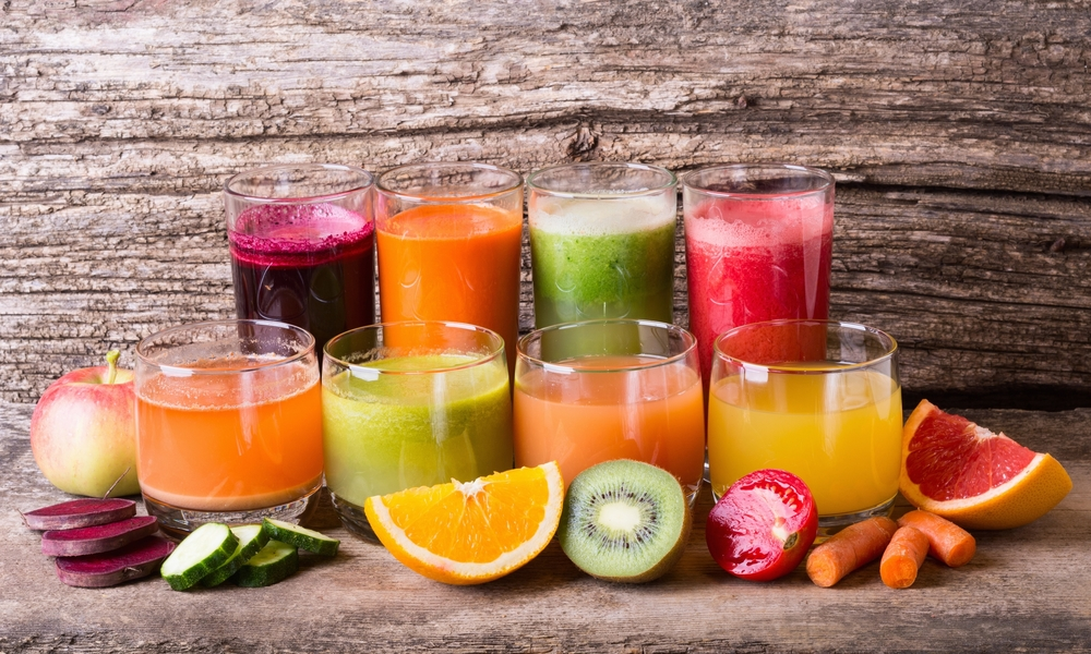 juicing or smoothies