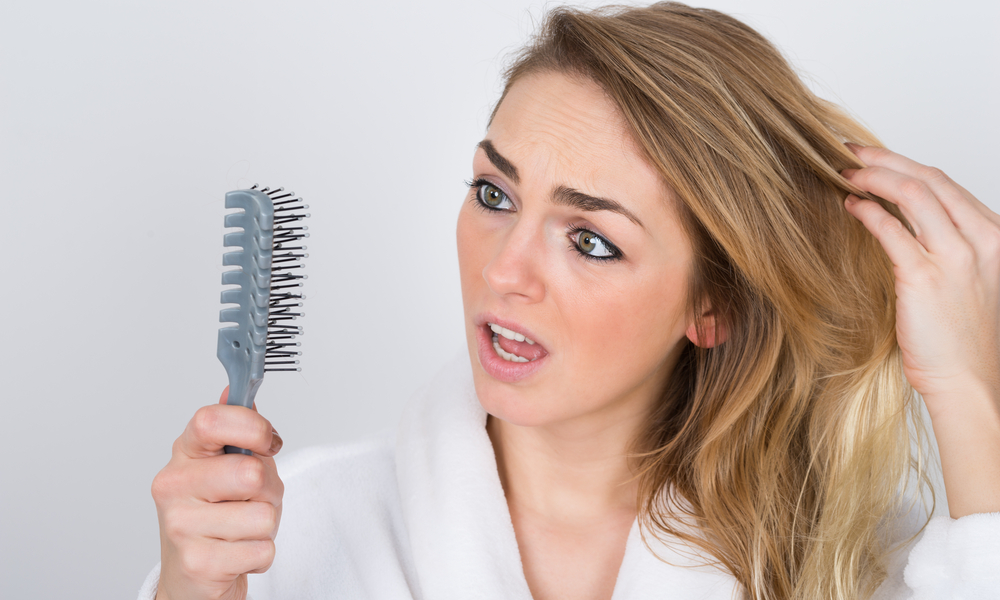 Eating Well to Diminish Hair Loss