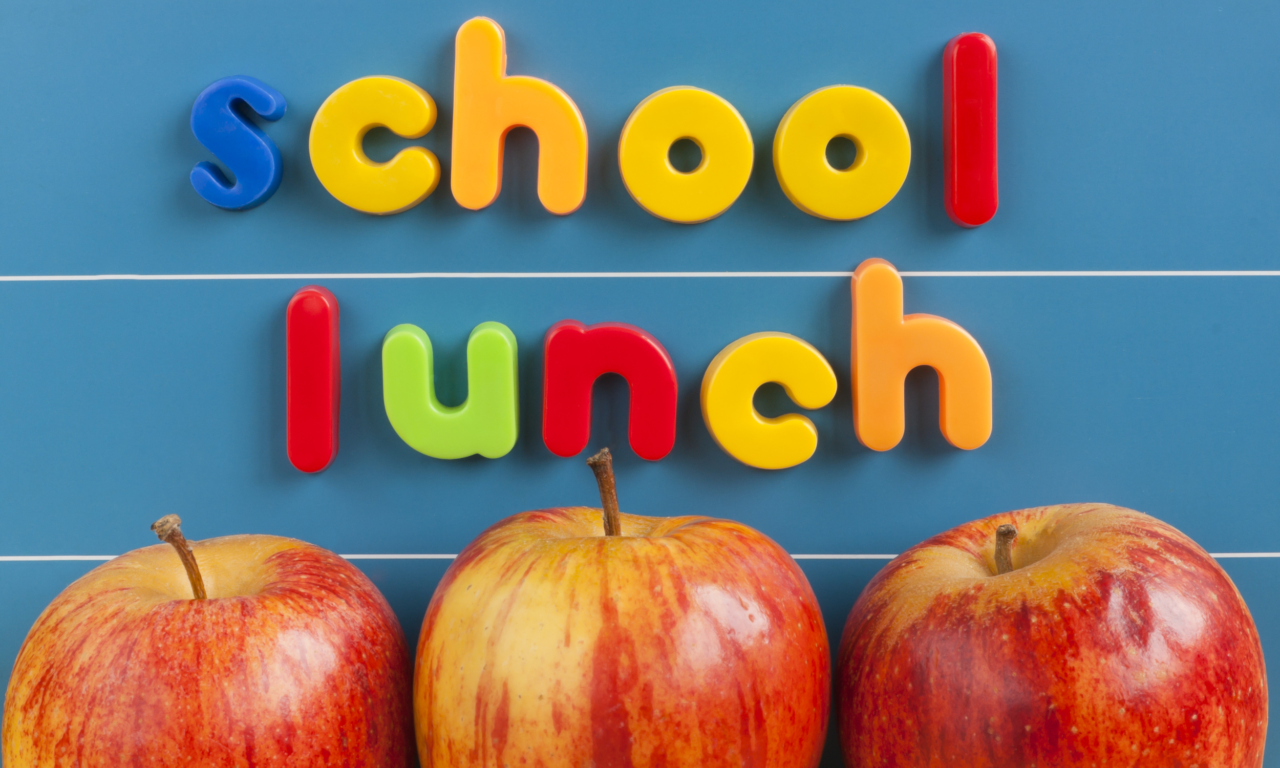 What's For Lunch? The Daily Dilemma Of The School Lunch