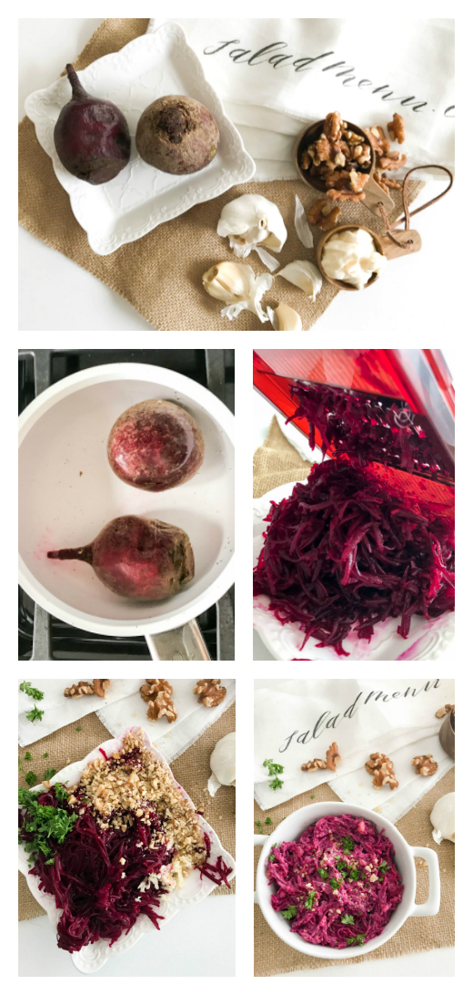 easy beet salad recipe