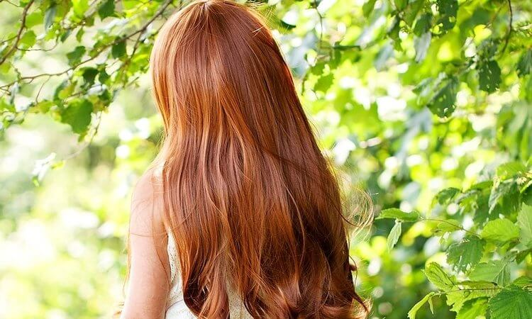 Eat Your Way to Shiny and Healthy Hair
