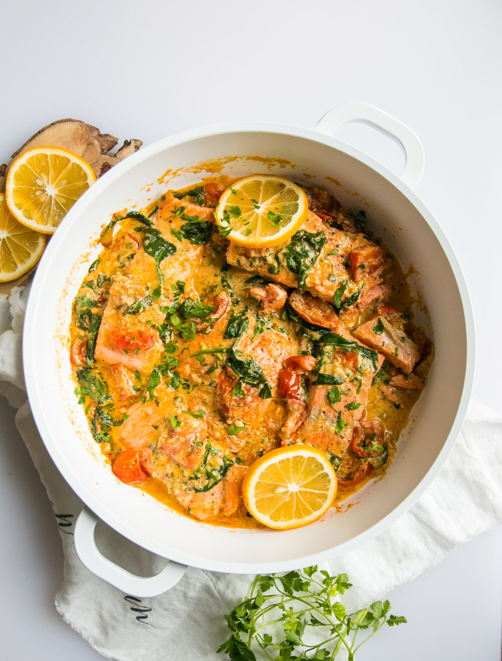 Seared_fish_with_creamy_butter_sauce