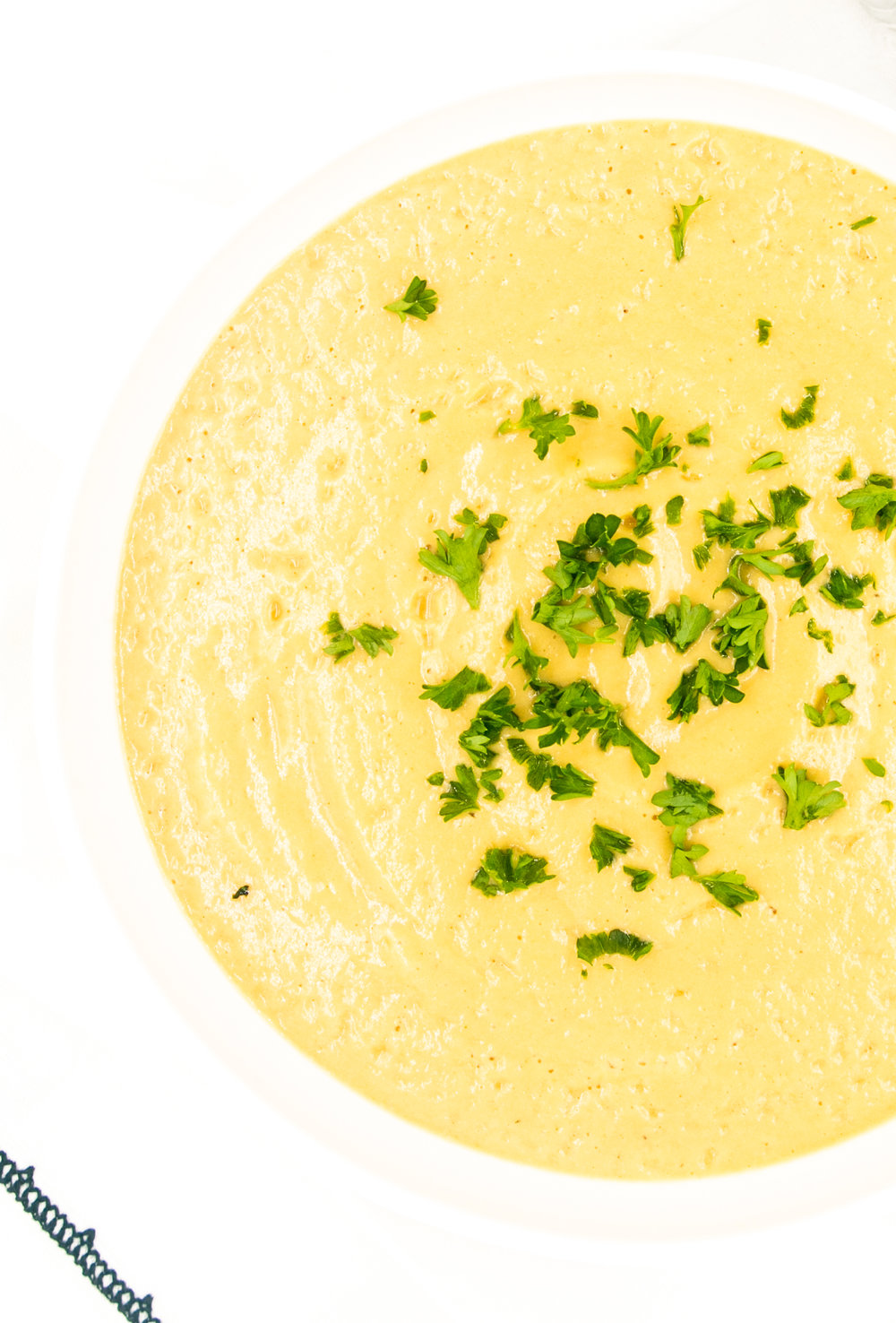 saladmenu cauliflower soup