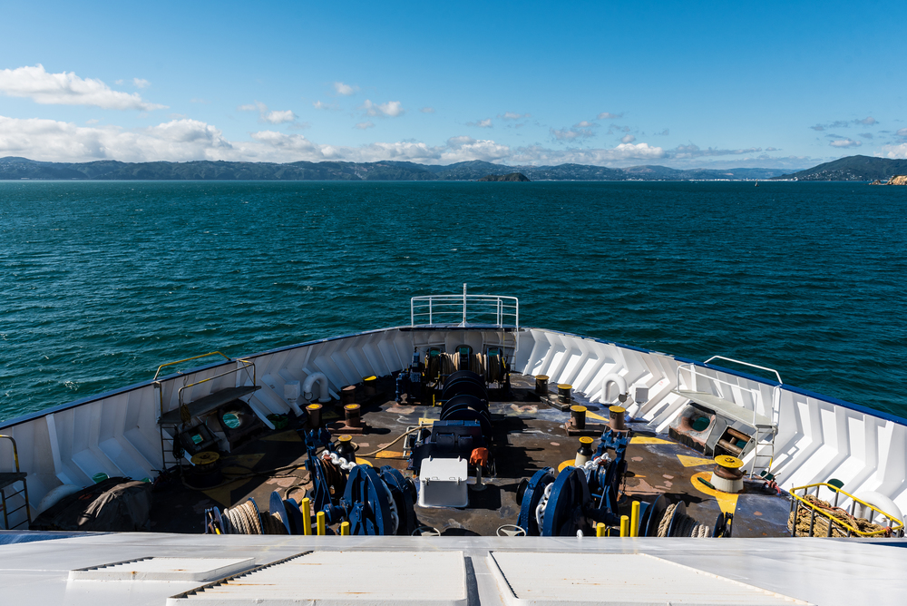 This is not the Aida, this is the Interislander ferry in New Zealand simply for illustration purposes.