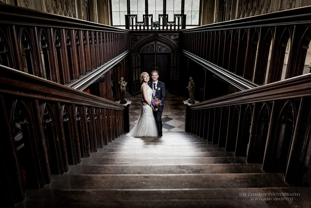 Charleville Castle wedding
