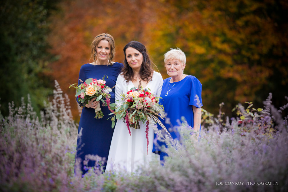 Mrs2be feature... - Eamon & Maggie Lennon's Durrow Castle wedding.