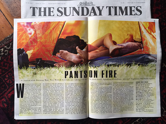 The Sunday Times - 19 June 2016