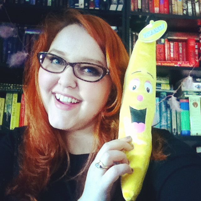 I always recommend that everyone have a happy banana.