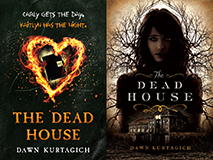 The Dead House - UK and US editions